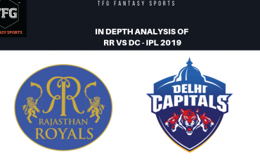 TFG Fantasy Sports: Stats, Facts & Team for Rajasthan Royals v Delhi Capitals