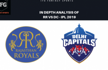 TFG Fantasy Sports: Stats, Facts & Team in Hindi for Rajasthan Royals v Delhi Capitals