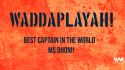 WADDAPLAYAH! Podcast featuring TFG's Vivek Krishnan -- is MS Dhoni the best captain?