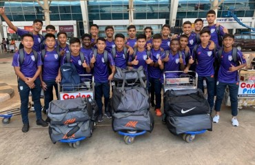 India national Under 15 boys will play in the MU-15 four-nation Championship in Italy