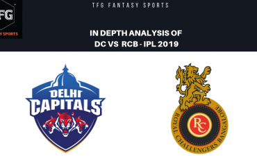 TFG Fantasy Sports: Stats, Facts & Team for Delhi Capitals v Royal Challengers Bangalore