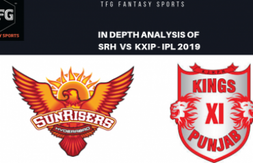 TFG Fantasy Sports: Stats, Facts & Team in Hindi for Sunrisers Hyderabad v Kings XI Punjab