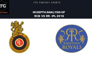 TFG Fantasy Sports: Stats, Facts & Team for Royal Challengers Bangalore v Rajasthan Royals