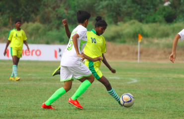 Junior Girl's National Football Championship -- Himachal Pradesh lift the trophy with win over Jharkhand