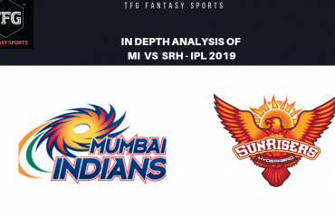 TFG Fantasy Sports: Stats, Facts & Team for Mumbai Indians v Sunrisers Hyderabad