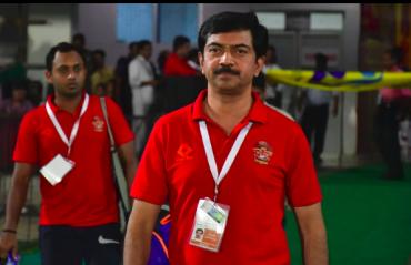 #TFGInterview -- I-League, IWL, rebel alliance: Gokulam Kerala FC president VC Praveen on the club's many battles