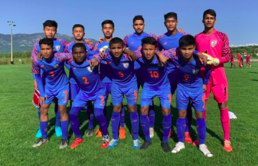 Sridarth's scores again to help India U-15 secure 1-0 win over Qatar
