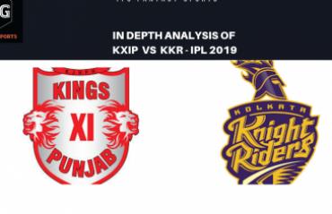 TFG Fantasy Sports: Stats, Facts & Team in Hindi for Kings XI Punjab v Kolkata Knight Riders
