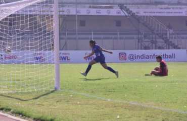 WATCH FULL MATCH -- IWL 2019 -- Samiksha strikes early as Alakhpura trump Hans Women FC