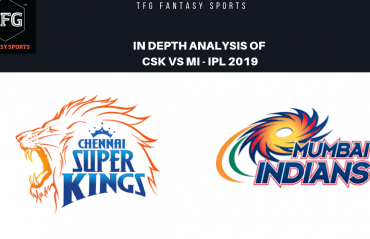 TFG Fantasy Sports: Stats, Facts & Team for Chennai Super Kings v Mumbai Indians qualifier