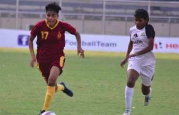 IWL 2019 -- Sangita Basfore's first half goal gives Central SSB Women's FC a win over Rising Student's Club