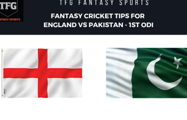 TFG Fantasy Sports: Stats, Facts & Team for England v Pakistan 1st ODI
