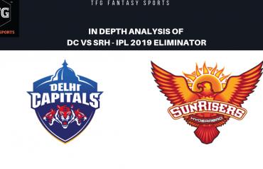TFG Fantasy Sports: Stats, Facts & Team for Delhi Capitals v Sunrisers Hyderabad- eliminator
