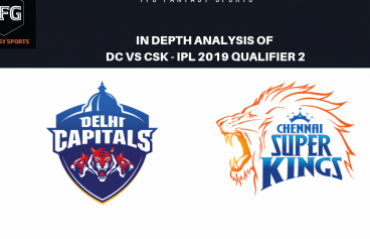 TFG Fantasy Sports: Stats, Facts & Team in Hindi for Delhi Capitals v Chennai Super Kings qualifier-2