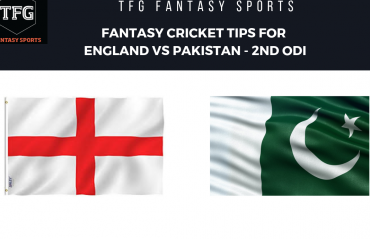 TFG Fantasy Sports: Stats, Facts & Team for England v Pakistan 2nd ODI