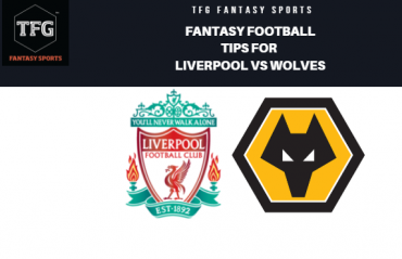 TFG Fantasy Sports: Fantasy Football tips for Liverpool vs Wolves -- Premier League