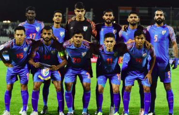 Intercontinental Cup 2019 -- India to face Syria, Tajikistan, North Korea