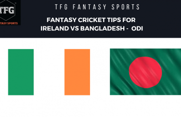 TFG Fantasy Sports: Stats, Facts & Team for Ireland v Bangladesh ODI