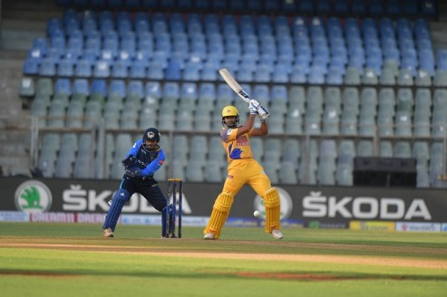 Mumbai T2O League: MATCH REPORT Day 2: Match 1: North Mumbai Panthers edge past Strikers in a thrilling clash