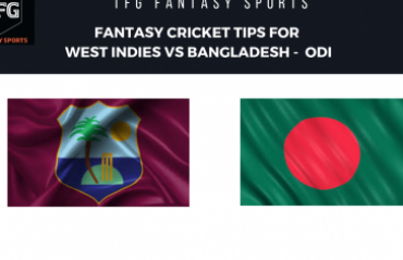 TFG Fantasy Sports: Stats, Facts & Team in Hindi for West Indies v Bangladesh finals