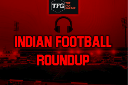 Indian Football Roundup Episode 01 - The Blue Wave (Igor Stimac, IWL semi-finalists)