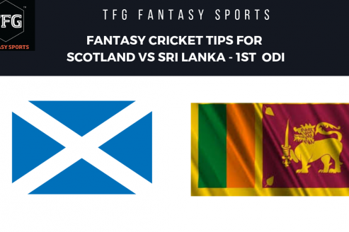 TFG Fantasy Sports: Stats, Facts & Team for Scotland v Sri Lanka ODI