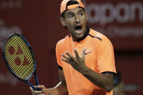 The enigmatic Nick Kyrgios and the struggles of a flawed genius