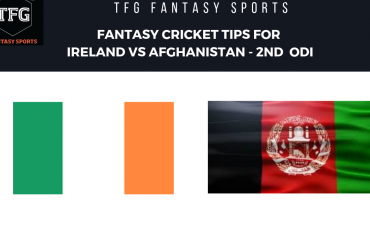 TFG Fantasy Sports: Stats, Facts & Team for Ireland v Afghanistan 2nd ODI