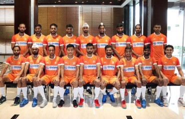Hockey India names 18-member squad for the FIH Men's Series Finals