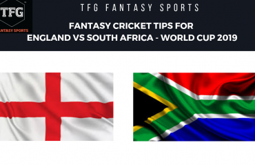 TFG Fantasy Sports: Stats, Facts & Team for England v South Africa