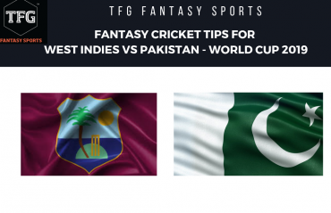 TFG Fantasy Sports: Stats, Facts & Team for West Indies v Pakistan