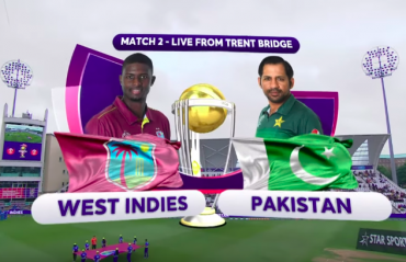 HIGHLIGHTS -- ICC Cricket World Cup 2019 -- West Indies make quick work of Pakistan