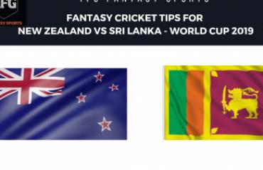 TFG Fantasy Sports: Stats, Facts & Team in Hindi for New Zealand v Sri Lanka
