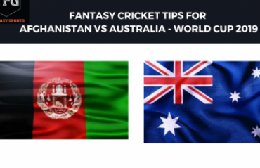 TFG Fantasy Sports: Stats, Facts & Team in Hindi for Australia v Afghanistan