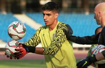 It has been an exceptional experience indeed; says Gurpreet about NT goalkeeping coach Rogic