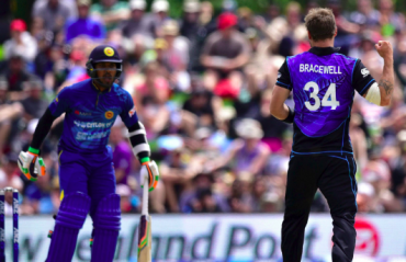HIGHLIGHTS -- ICC Cricket World Cup 2019 -- New Zealand beat Sri Lanka by 10 wickets