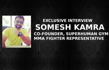 EXCLUSIVE INTERVIEW -- Somesh Kamra on Bharat Kandare's failed dope test, UFC plans, growth of Indian MMA