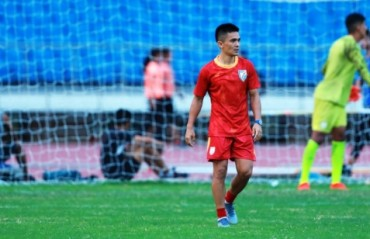 Sunil Chhetri hails Simac's man-management; says players are happy with the training