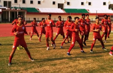 India Under 19 squad will face hosts Russia in the first game of Grantkin Cup
