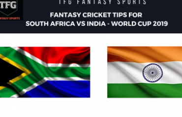 TFG Fantasy Sports: Stats, Facts & Team in Hindi for South Africa vs India