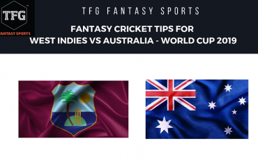 TFG Fantasy Sports: Stats, Facts & Team in Hindi for West Indies vs Australia