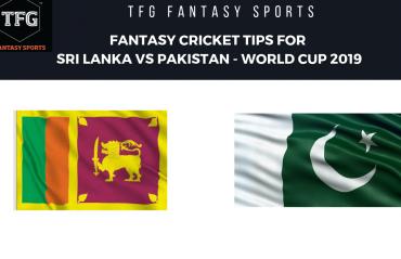 TFG Fantasy Sports: Stats, Facts & Team for Sri Lanka v Pakistan