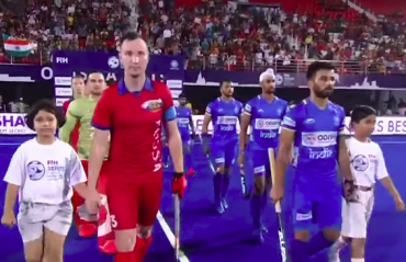 HIGHLIGHTS -- Men's FIH Series Finals -- India get massive 10-0 victory over Russia