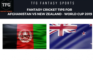TFG Fantasy Sports: Stats, Facts & Team New Zealand v Afghanistan