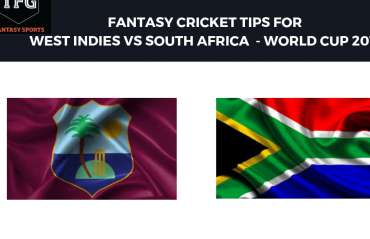 TFG Fantasy Sports: Stats, Facts & Team for West Indies v South Africa
