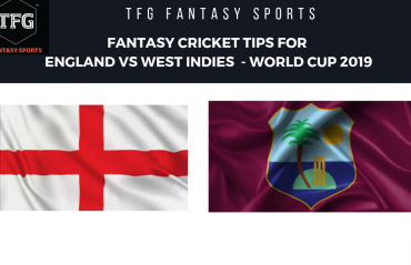 TFG Fantasy Sports: Stats, Facts & Team for England v West Indies
