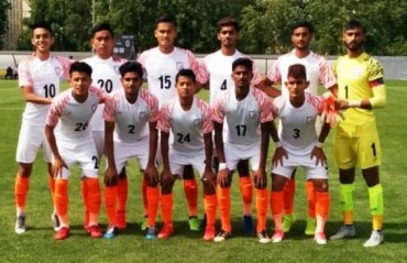 India Under 19 finish bottom in 12-nation Granatkin Cup in Russia