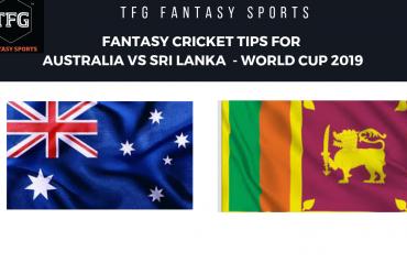 TFG Fantasy Sports: Stats, Facts & Team for Australia v Sri Lanka