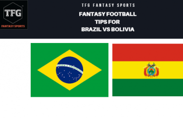 TFG Fantasy Sports: Fantasy Football tips for Brazil vs Bolivia -- Copa America