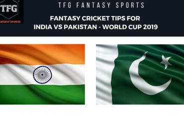 TFG Fantasy Sports: Stats, Facts & Team for India v Pakistan